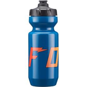 Fox Purist Wurd Flasche 650ml Herren blau